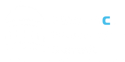 2019 Summit Logo white w bottom text and blue C